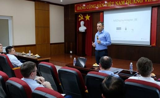 """Vietsovpetro tổ chức Hội thảo khoa học công nghệ chuyên đề """"Ảo hóa máy trạm và ứng dụng"""""""