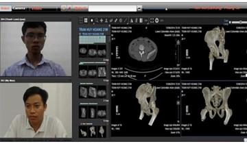 Doanh nghiệp Việt sản xuất thành công hệ thống hội chẩn y tế trực tuyến Video và hệ thống lưu trữ và truyền hình ảnh phục vụ kết nối liên thông dữ liệ